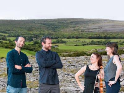 28. April 2017  Claudia Schwab Quartett | INDISCH irisch steirisch